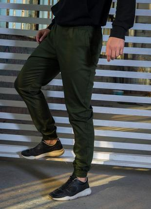 Штаны карго хаки от intruder