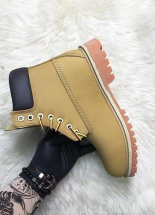 Мужские ботинки тимберленд, timberland демисезон, весна-осень,...