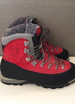 Трекинговые ботинки gronell annapurna черевики сапоги для альп...