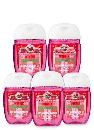 Санитайзер антисептик bath&body works winter candy apple оригинал