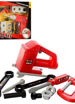 Детский набор инструментов T1608-4-5 инструменты