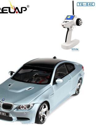 Автомодель р-у 1к28 Firelap IW04M BMW M3 4WD серая