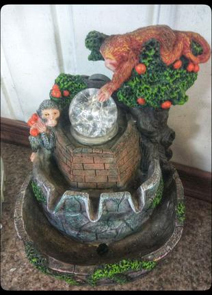 Декоративные фонтаны для дома