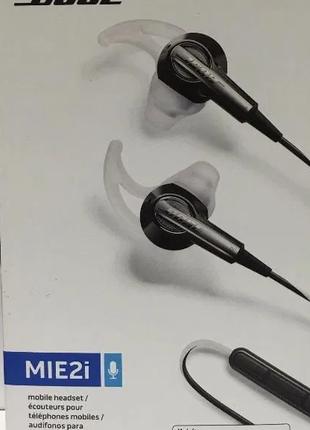 Элитные Наушники BOSE MIE2i Mobile
