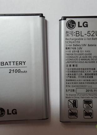Аккумулятор LG BL-52UH, D325, L70.