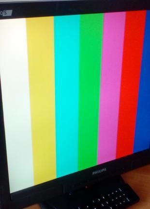 """Телевизор с тюнером Т2 (17"""")"""