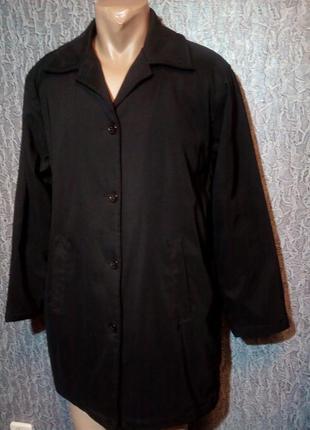 Мужское классическое пальто.