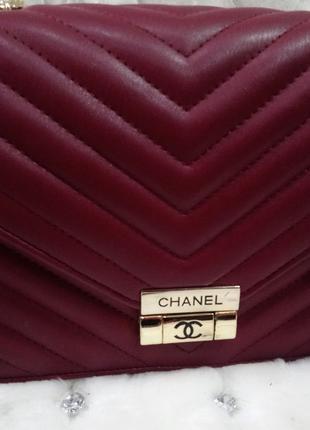 Сумка женская Шанель Chanel жіноча сумка