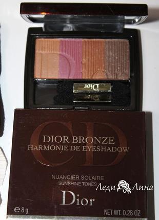 Тени для век - bronze harmonie de eyeshadow тон 05