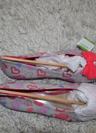 Туфли балетки lands`end 34 размер