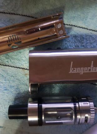 "Сигарета электронная Kenger tech box mini ""Silver"""