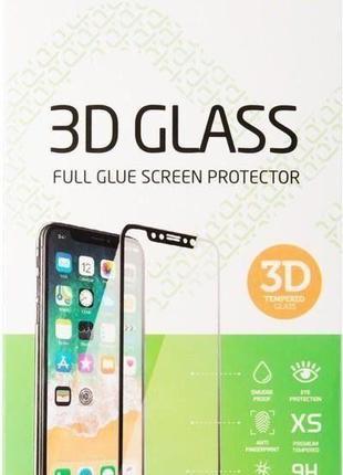 Защитное стекло для Samsung Galaxy A720 (A7-2017) Черное