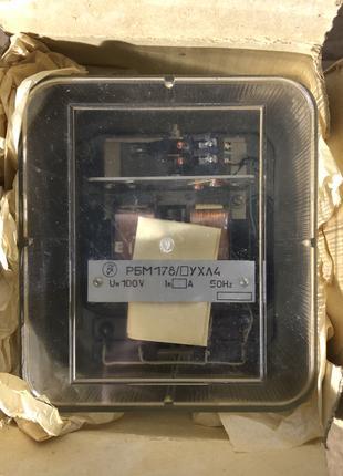 Реле Направления РБМ-178/2   РБМ-278/1