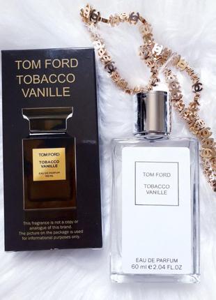 Tobacco vanille 60мл тестер, духи, парфюм, табак ваниль, туале...