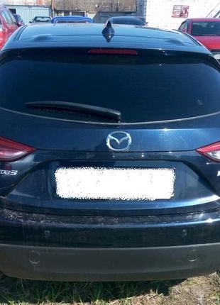 Крышка багажника Mazda 3 BM Skyactiv