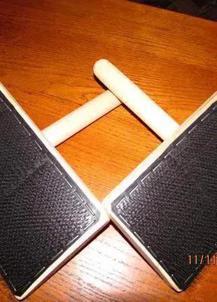 Чёски ( ручной кардер) для вычёсывания шерсти