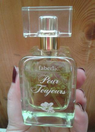 Парфюмерная вода для женщин Pour Toujours Пур Тужур Фаберлик 3151