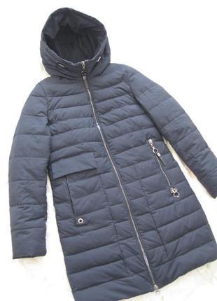 Пуховик плащ пальто куртка зима