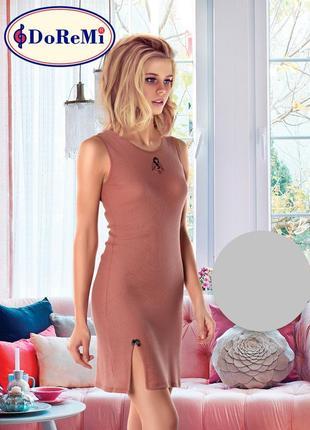 Ночная сорочка soft nude