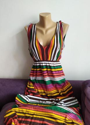 Сарафан/платье/плаття пляжне/пляжное