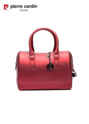 Женская силиконовая сумка pierre cardin