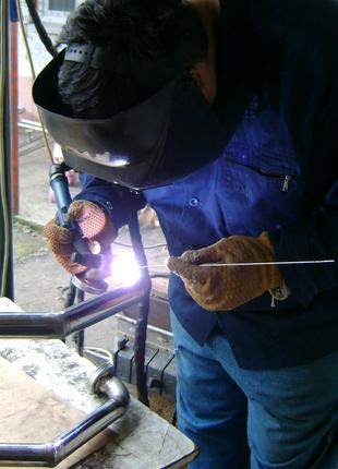 Сварочные работы, изготовление любых металло конструкций