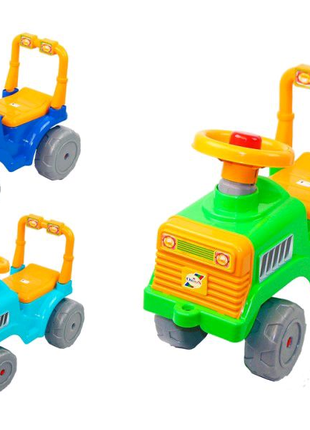 Каталка толокар Беби трактор Орион