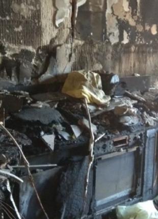 Устраняем запах после пожара с гарантией