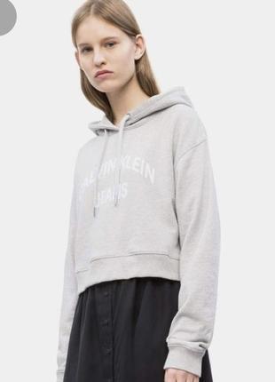 Кофта (худи, толстовка) Calvin Klein, Кельвин Кляйн оригинал, L