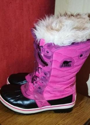 Качественные зимние ботинки, цена снижена!!!