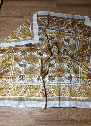 Шелковый платок шелк италия
