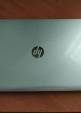 Ноутбук 17, 3 HP Pavilion 4 ядра SSD240 память 8gb