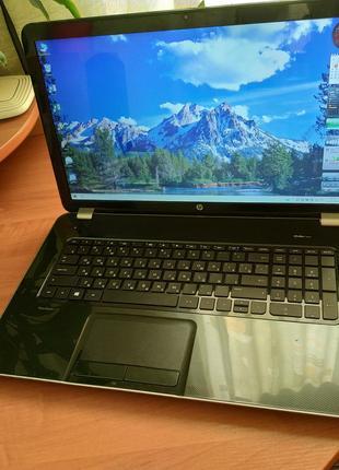 Ноутбук 17, 3 HP Pavilion 4 ядра