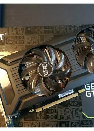 Видеокарта Palit gtx 1060 6gb
