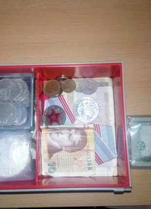 Рідкісні антикварні монети.