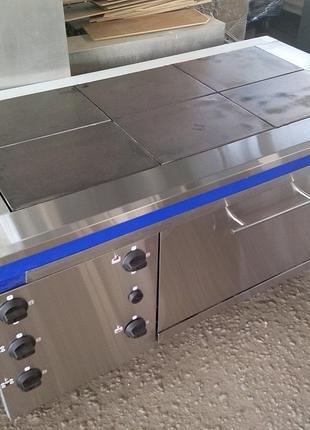 Плита электрическая с духовым шкафом