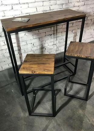 Барные стойки стол под заказ для кафе баров кухни