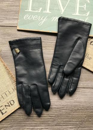 Перчтатки эко кожа dents gloves m