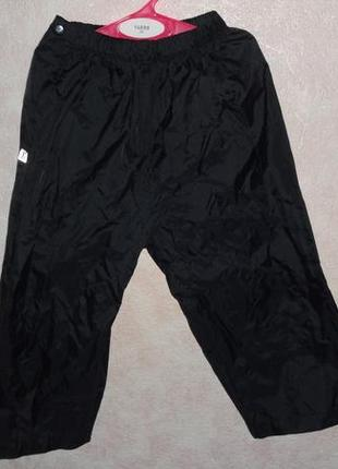 Детские мембранные дождевые штаны jainiex 3-4 года дитячі