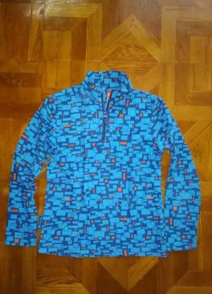Флисовая кофта свитер толстовка флиска