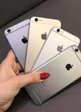 РАСПРОДАЖА! Мобильный телефон Apple iPhone 6 16gb Uced.