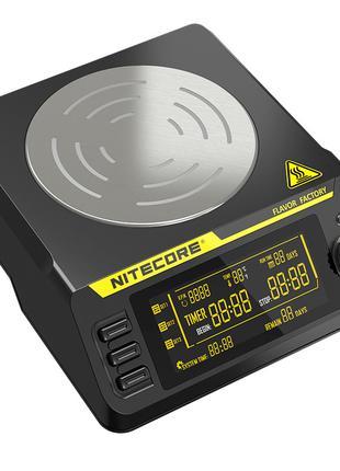 Смеситель жидкостей для парения Nitecore NFF01 с LED-дисплеем ...