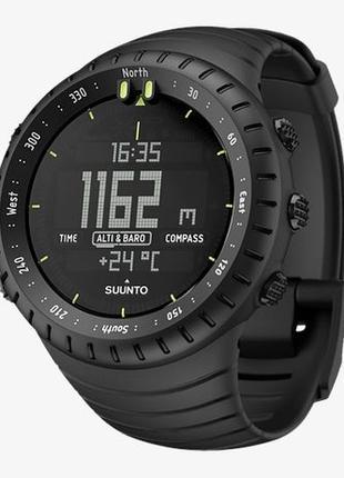 Спортивные часы Suunto Core All Black (новые, в коробке)
