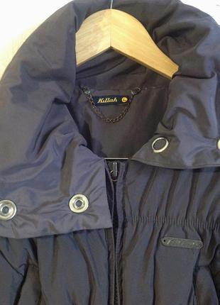 Пальто killah весеннее синтепон осенее зимнее женское оригинал...