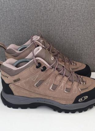 Чоловічі черевики salomon мужские ботинки сапоги