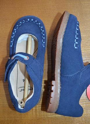 Кожаные туфли pediped, размер 24