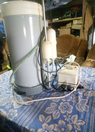 Дистиляторы ДЭ-4, ДЭ-25  для   производства  дистиллированной  во