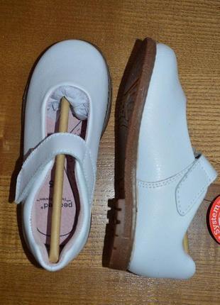 Кожаные туфли pediped, размер 26