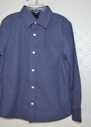 Рубашка h&m, размер 6-7 лет