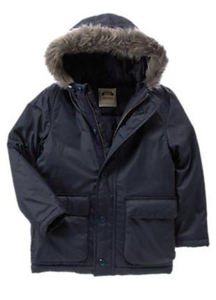 Фирменная куртка gymboree, размер м. еврозима.
